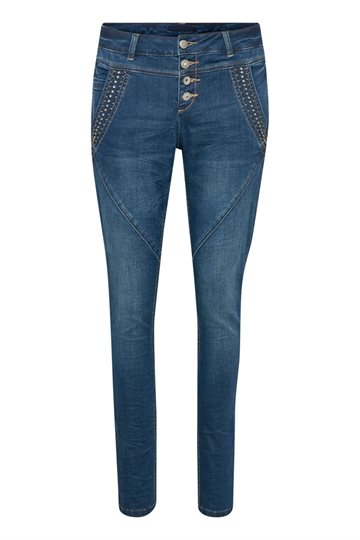 Cargo Jeans - Bailey fit-slim