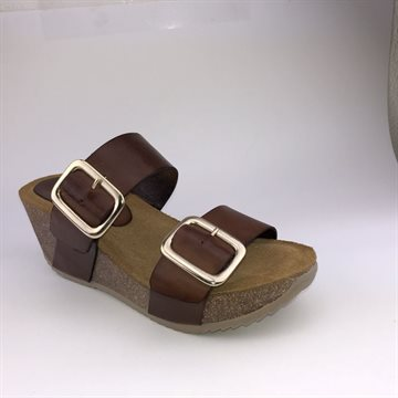 Adele wedge cork