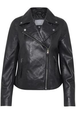 BYBILLI JACKET - LEATHER