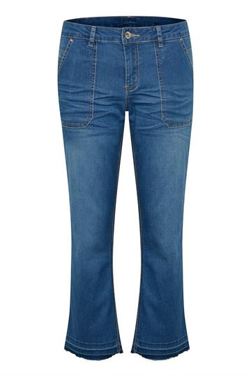 GabyCR Jeans Relaxed Fit cropp