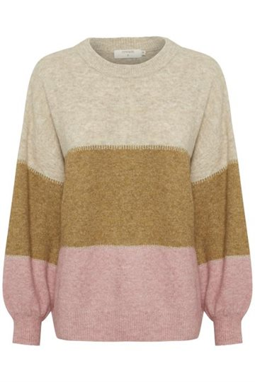 CRAngha Striped Pullover RP