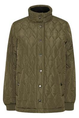 KAsalle Short Quilted Coat